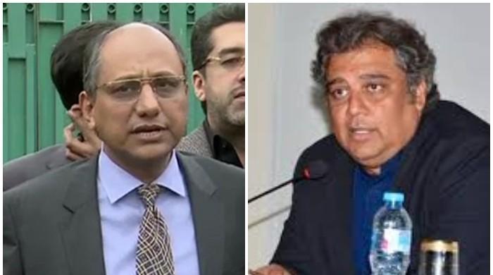 علی زیدی اور سعید غٖنی کی تکرار عدالتی نوٹس تک پہنچ گئی