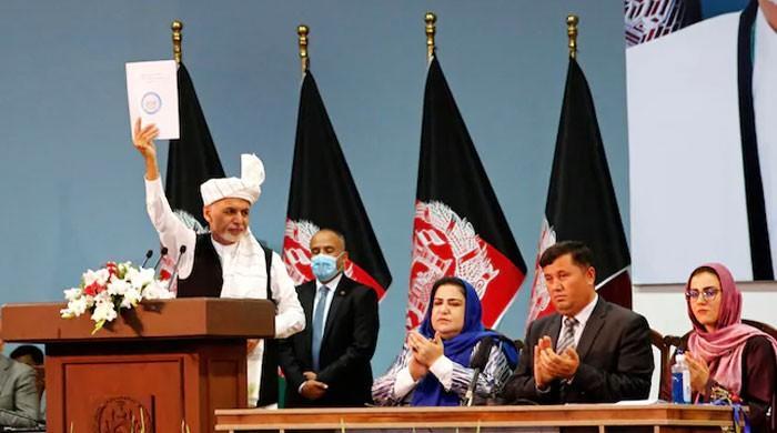 افغان صدر نے 400 طالبان قیدیوں کی رہائی کے حکم نامے پر دستخط کردیے
