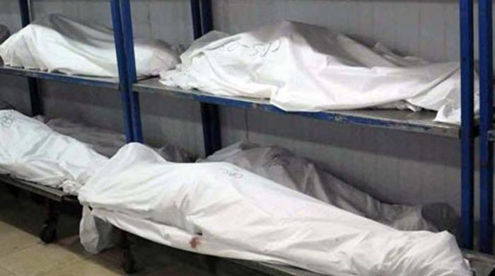 گھر میں کرنٹ لگنے سے دادی سمیت 3 کمسن پوتے جاں بحق