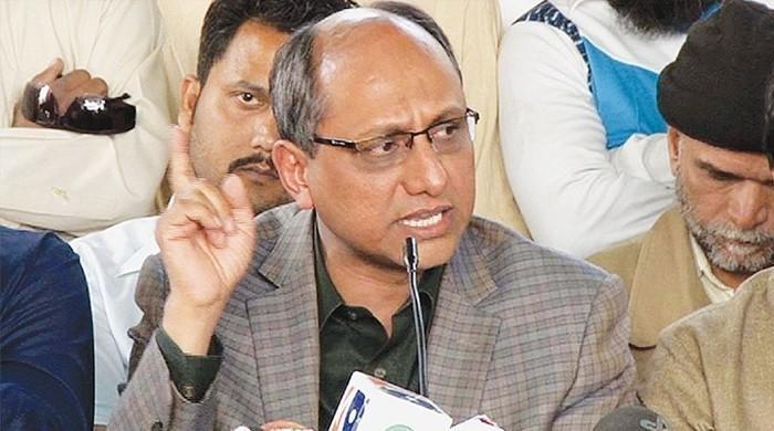 یہ تاثر غلط ہے کہ پیپلز پارٹی کی ترجیحات میں کراچی نہیں: سعید غنی
