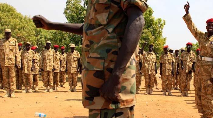 جنوبی سوڈان: فوج اور مسلح شہریوں کے درمیان تصادم میں 70 افراد ہلاک