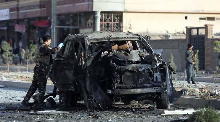 افغان صوبے قندھار میں دھماکا، خاتون اور تین بچے جاں بحق