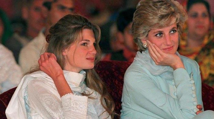 'شہزادی ڈیانا نے جمائما کیساتھ پاکستان منتقلی پرطویل گفتگو کی'