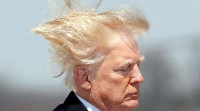 امریکی حکومت کا صدر ٹرمپ کے بالوں کا خیال رکھنے کیلئے انوکھا فیصلہ