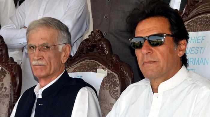 پشاور بی آر ٹی پر تحفظات تھے، میں غلط پرویز خٹک درست ثابت ہوئے، وزیراعظم