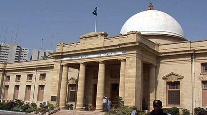 کراچی سرکلر ریلوے کی بحالی سے متعلق سپریم کورٹ کا تحریری حکم جاری