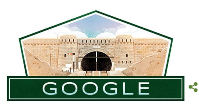 پاکستان کا یومِ آزادی منانے کیلئے گوگل کا نیا انداز