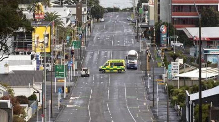 نیوزی لینڈ میں کورونا کیسز کی تازہ لہر، آکلینڈ میں لاک ڈاؤن