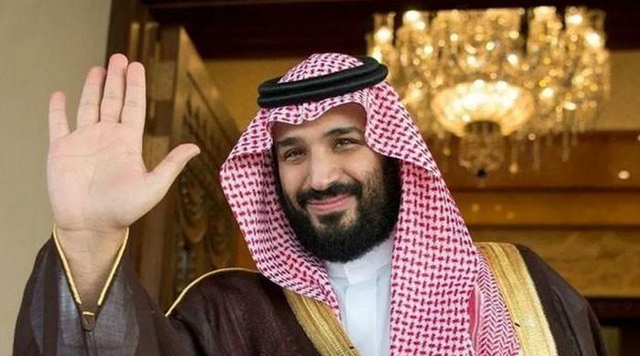سعودی ولی عہد کی پاکستان کو یوم آزادی کی مبارکباد