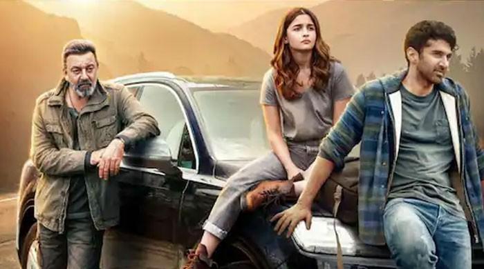 عالیہ کی فلم 'سڑک 2' کا گانا پاکستانی گانے کا چربہ نکلا