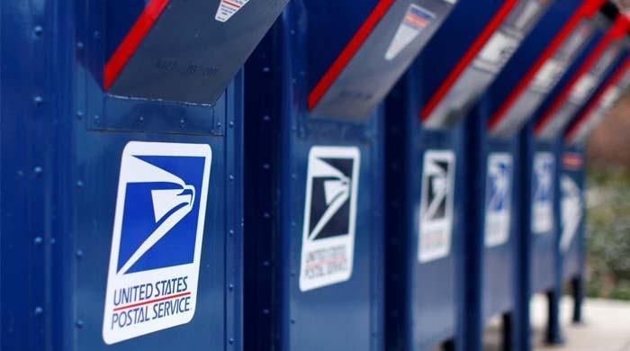 متعددریاستوں میں پوسٹل بیلٹنگ گنتی کیلئے وقت پر نہیں پہنچ سکتی: امریکی پوسٹل سروس