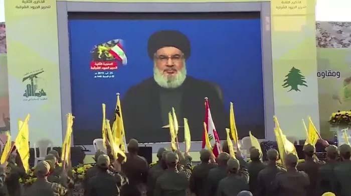 بیروت دھماکے: حزب اللہ نے اسرائیل پر حملے کی دھمکی دے دی