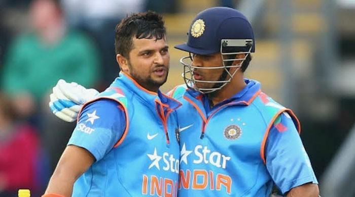 بھارتی کرکٹر سریش رائنا بھی دھونی کے نقش قدم پر چل پڑے