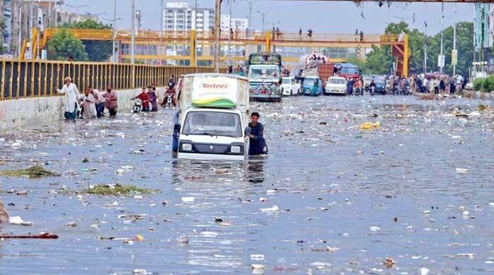 '' لاوارث'' کراچی