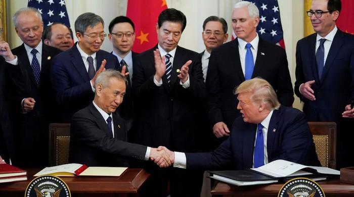 امریکا کا ہواوے کے بعد ایک اور بڑی چینی کمپنی پر پابندی لگانے پر غور