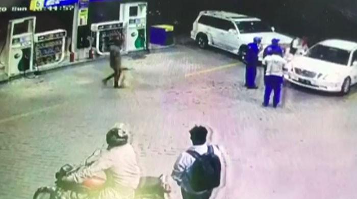 اسلام آباد ریڈزون میں جوڈیشل آفیسر اور ایم پی اے عابدہ راجا کے شوہر میں جھگڑا