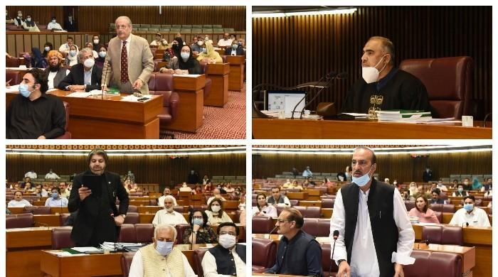 انسداد دہشتگردی، اسلام آباد ہائیکورٹ ترمیمی بل اور اسلام آباد وقف املاک بل پارلیمنٹ سے منظور