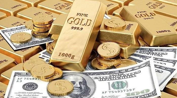 ملک میں سونے اور ڈالر کی قیمت میں اضافہ
