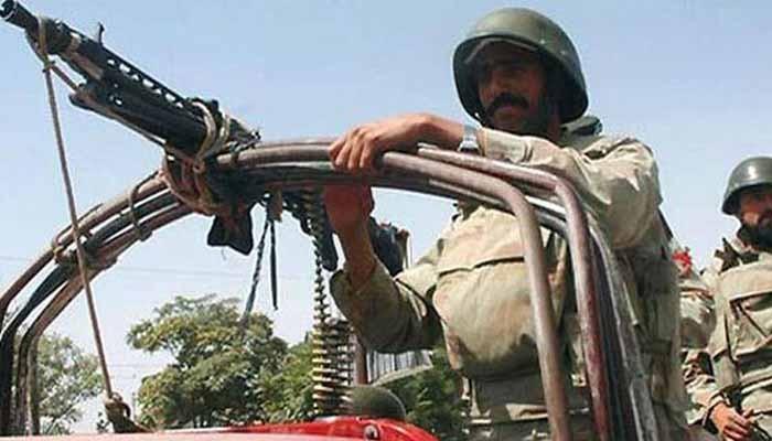 سیکیورٹی فورسز کا آواران میں آپریشن، 4 دہشت گرد ہلاک ، کئی ٹھکانے تباہ