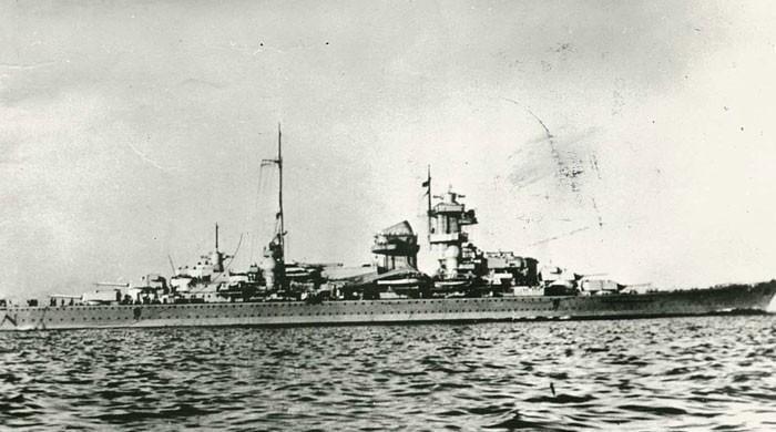 جنگ عظیم دوئم کے دوران ڈوبنے والے جرمن جہاز کی باقیات ناروے سے دریافت
