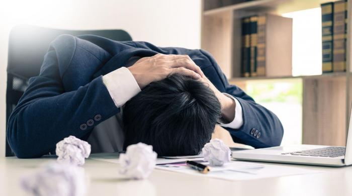 دفتری کام کے تناؤ سے نجات حاصل کرنے کے طریقے