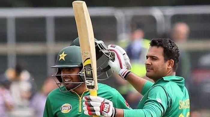 شرجیل خان نے اگلے برس ٹی ٹوئنٹی ورلڈکپ کھیلنے کو ہدف بنالیا