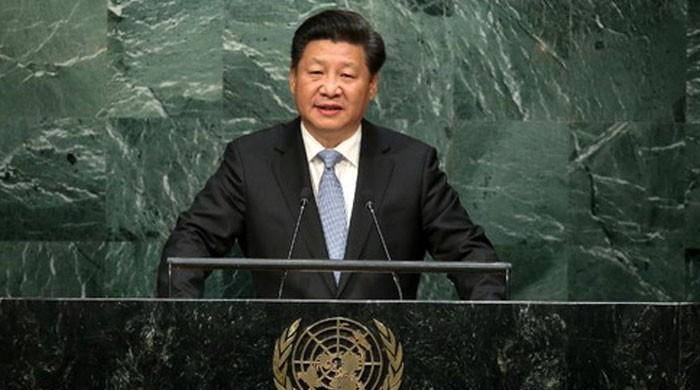کسی بھی ملک سے سرد یا گرم کسی بھی قسم کی جنگ نہیں چاہتے، چینی صدر