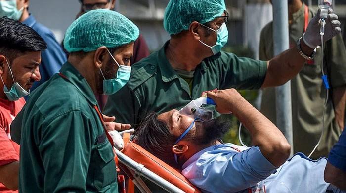 پاکستان میں کورونا وائرس کے باعث مزید 5 افراد انتقال کرگئے