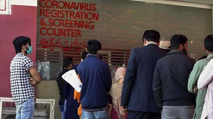 پاکستان میں کورونا سے مزید 7 ہلاکتیں، 798 نئے کیسز رپورٹ