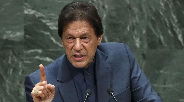 پچھلے سال عمران خان کی اقوام متحدہ میں تقریر پر کن باتوں پر ہال تالیوں سے گونجا تھا؟