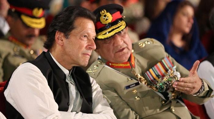 حکومت اور فوج کے درمیان موجودہ ہم آہنگی تاریخ میں پہلی مرتبہ ہے، وزیراعظم