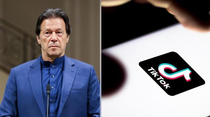 'وزیراعظم ٹک ٹاک جیسی ایپس پر پابندی چاہتے ہیں'