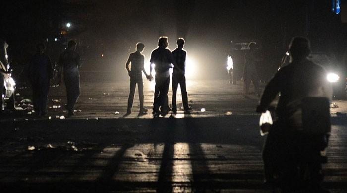کراچی میں بدترین لوڈ شیڈنگ کا سلسلہ ختم نہ ہوسکا