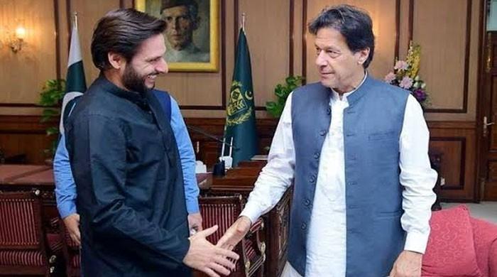 عمران خان الیکشن سے قبل کیےگئے وعدے پورے کریں: شاہد آفریدی کا مطالبہ