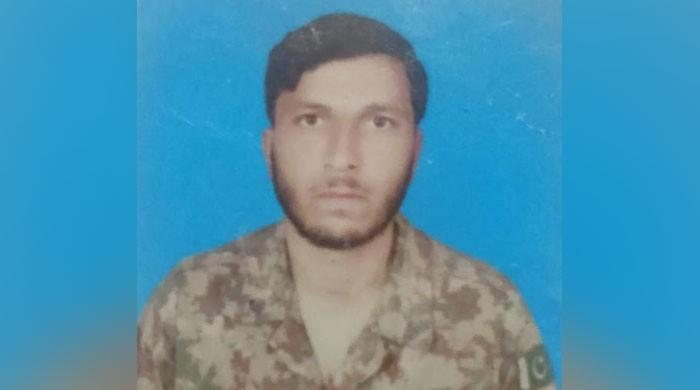 بھارتی فوج کی ایل او سی پر فائرنگ سے پاک فوج کا جوان شہید
