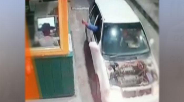 نوری آباد حادثے کا باعث بننے والی گاڑی کی شناخت ہوگئی