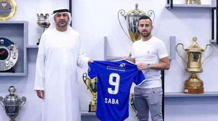 تاریخ میں پہلی بار عرب فٹ بال کلب کا اسرائیلی فٹبالر سے معاہدہ