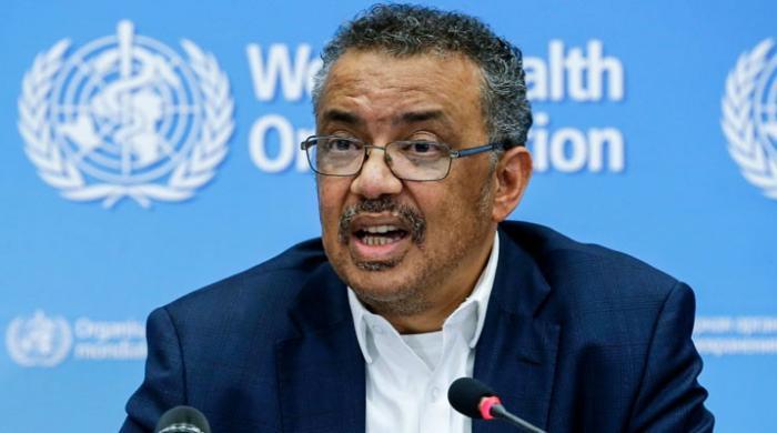 عالمی ادارہ صحت کی کورونا کےخلاف مؤثر اقدامات پر پھرپاکستان کی تعریف