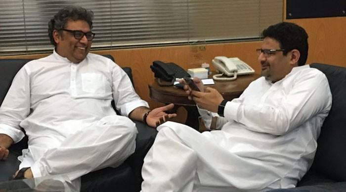 2018 کے الیکشن میں این اے 244 سے علی زیدی نہیں مفتاح اسماعیل جیتے تھے: سعید غنی