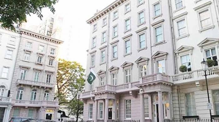 نوازشریف کے وارنٹ کی عدم  تعمیل، پاکستان ہائی کمیشن کے افسران کا بیان سامنے آگیا