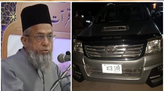 مولانا عادل کے اہل خانہ نے واقعے کا مقدمہ درج کرانے سے انکار کردیا