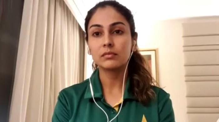 پاکستانی کرکٹر کائنات امتیاز نے لاک ڈاؤن کیسے گزارا؟