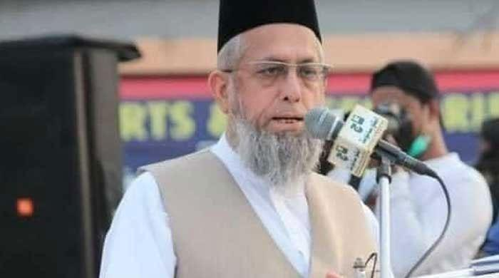 مولانا عادل خان کے قاتلوں کی گرفتاری کیلئے 50 لاکھ روپے انعام رکھنے کی سفارش