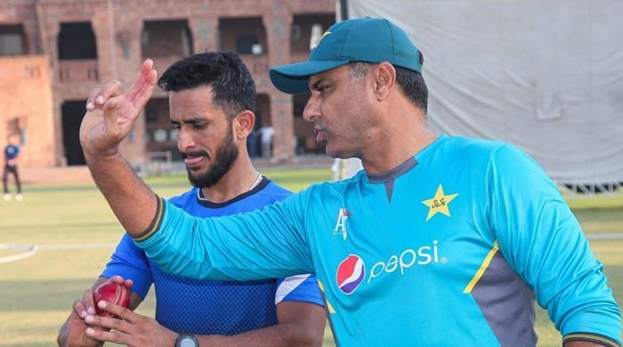 فاسٹ بولر حسن علی دوبارہ ایکشن میں آنے کیلئے تیار