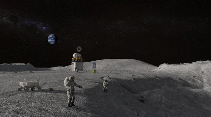 ناسا چاند پر 4 جی ٹاورز لگانے کیلئے نوکیا کی مدد کرے گا
