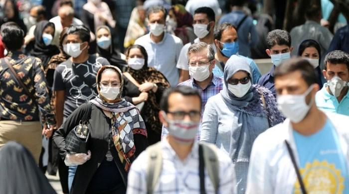 ایران میں کورونا کے باعث ایک روز میں ریکارڈ 337 اموات
