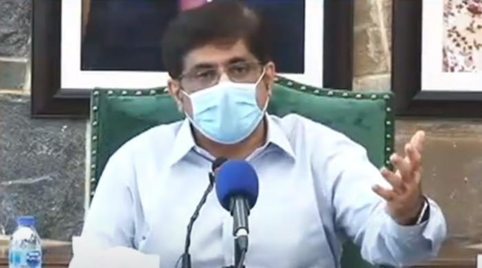 کیپٹن صفدر کی گرفتاری کا معاملہ، وزیراعلیٰ سندھ کا انکوائری کا اعلان