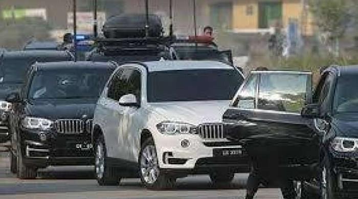 وفاقی کابینہ کے ارکان کے پاس کونسی گاڑیاں ہیں؟ تفصیلات سینیٹ میں پیش