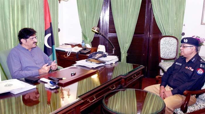وزیراعلیٰ ہاؤس میں اہم اجلاس، آئی جی سمیت اعلیٰ پولیس افسران شریک