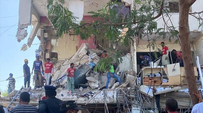 کراچی میں مسکن چورنگی پر دھماکا، 5 افراد جاں بحق اور متعدد زخمی